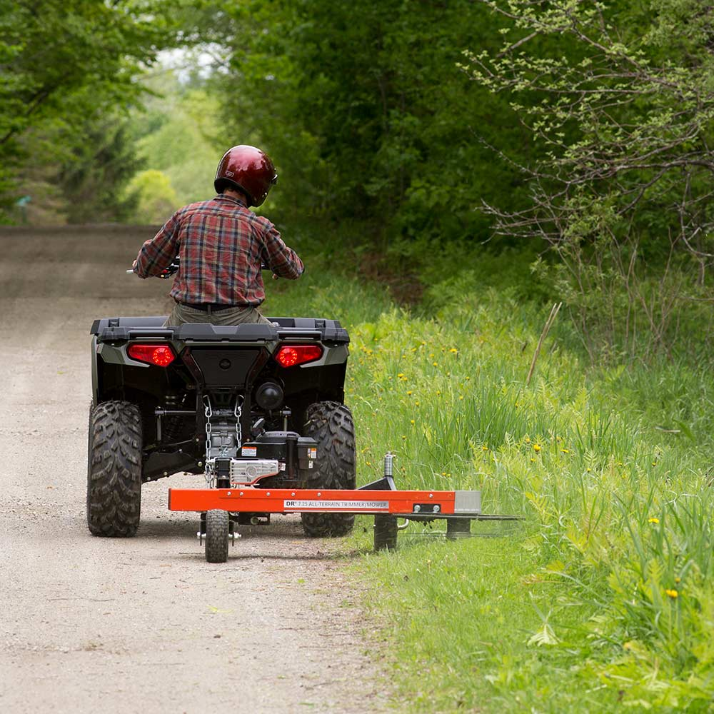 Dr Trimmer Mower Tow Behind Country Home Sales