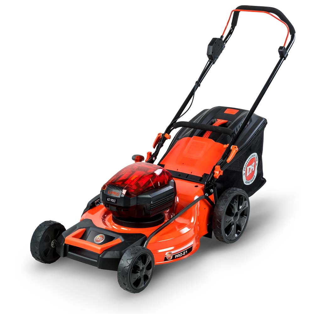 DR 62V Battery-Powered Lawn Mower PRO-21