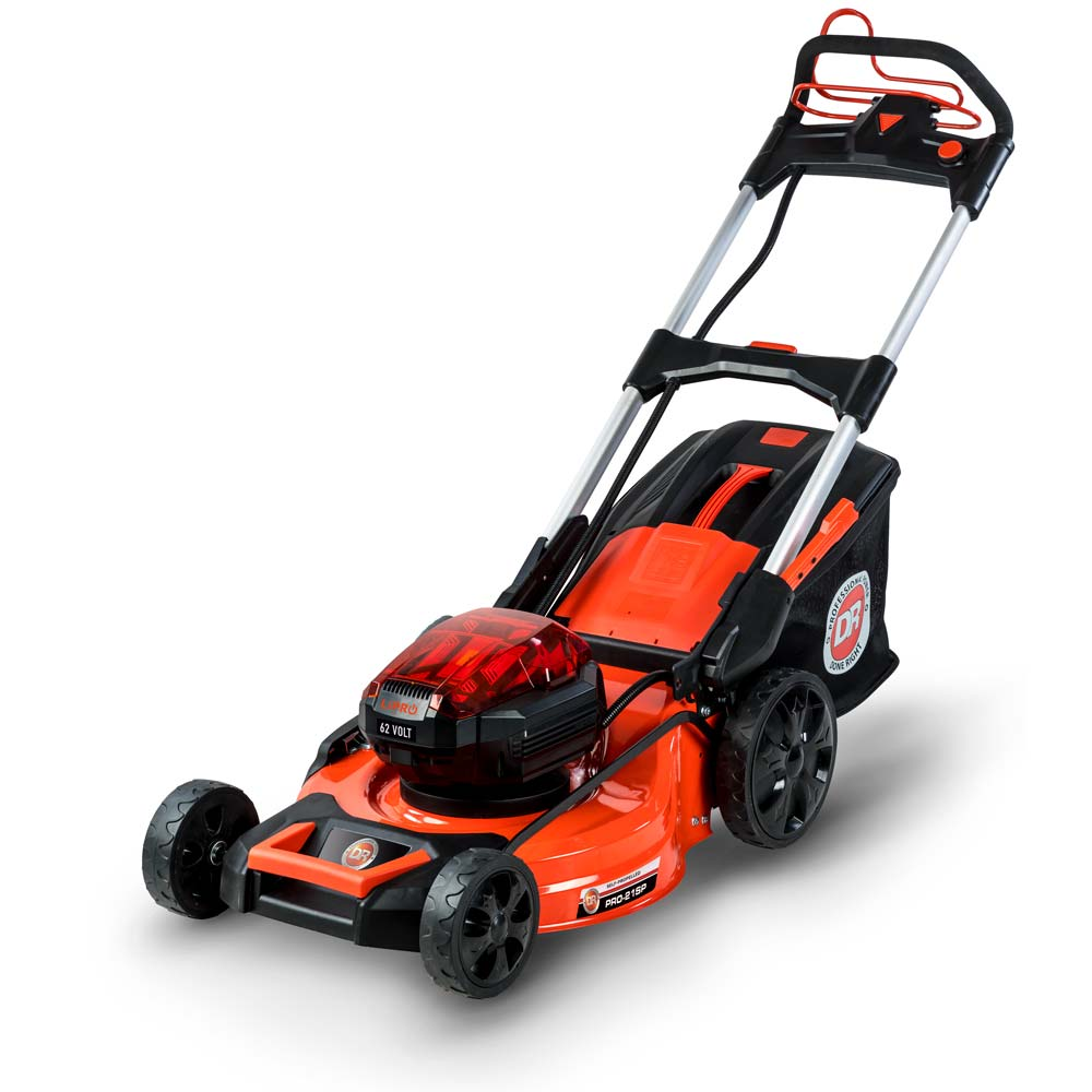 DR 62V Battery-Powered Lawn Mower PRO-21SP