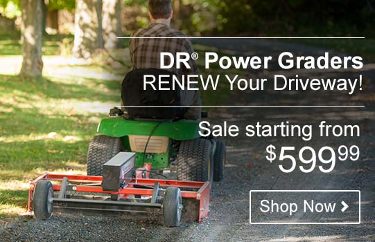DR Power Graders