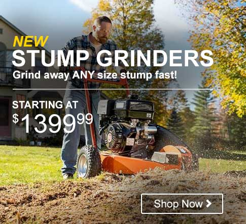 DR Stump Grinders