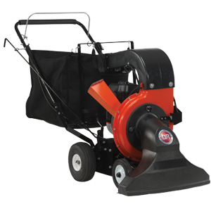 DR Leaf and Lawn Vacuum Self-Propelled Series
