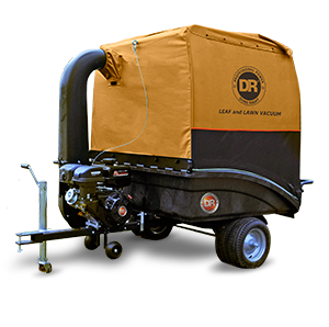 DR Leaf and Lawn Vacuum Tow-Behind Series