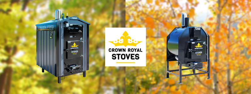 Crown Royal Stoves