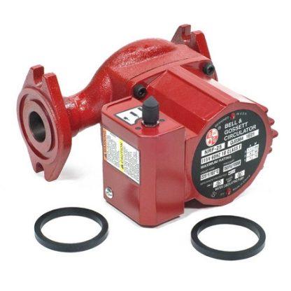 Red Fox Circulator Pump 3 speed Back Angle