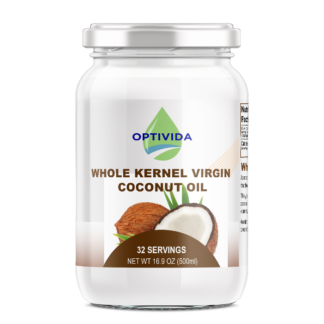 Optivida Whole Kernel Virgin Coconut Oil