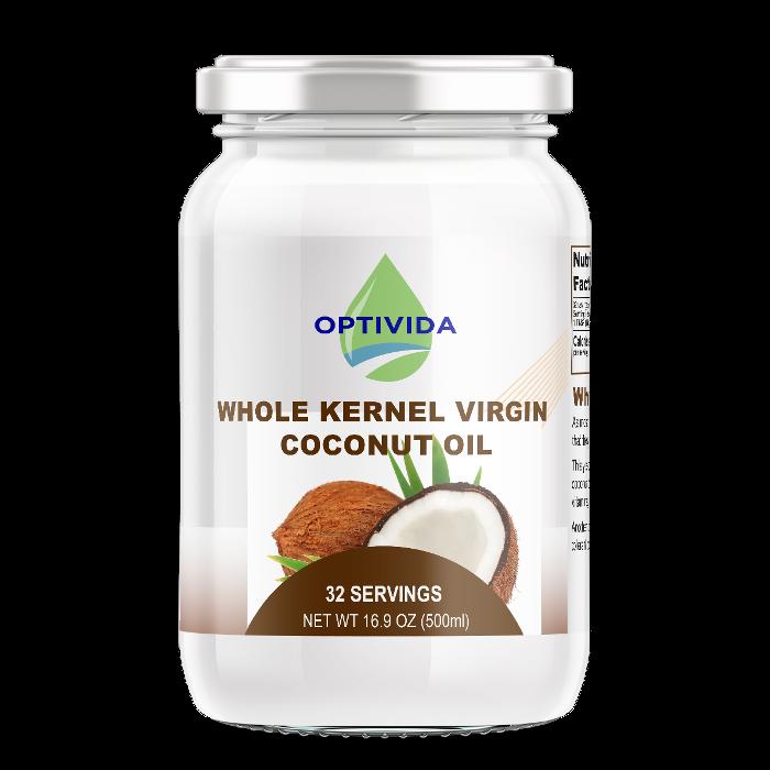 Optivida Whole Kernel Virgin Coconut Oil Country Home Sales