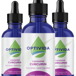 Optivida Liposomal Curcumin Bundle